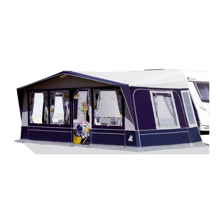 auvent de caravane roma grande profondeur 3 m. Black Bedroom Furniture Sets. Home Design Ideas