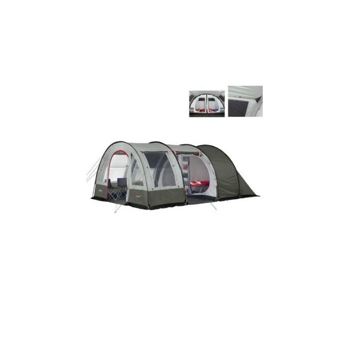 grande tente de camping tunnel 5 places. Black Bedroom Furniture Sets. Home Design Ideas