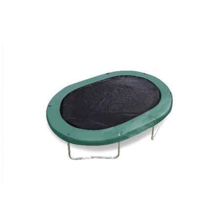 Bâche pour tapis de saut Trampoline OVALE