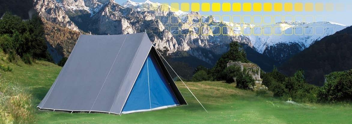 Les tentes de randonnées ...les canadiennes