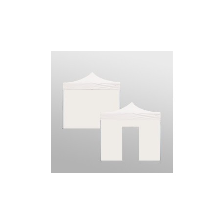 MURS pour Tonnelles avec Toit Polyester 280 g