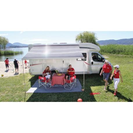 Store banne FIAMMA F45 L pour GRANDS Camping-Cars