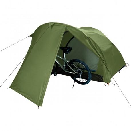 RIDE 2 DLX - Tente deux personnes avec abside pour 1 vélo