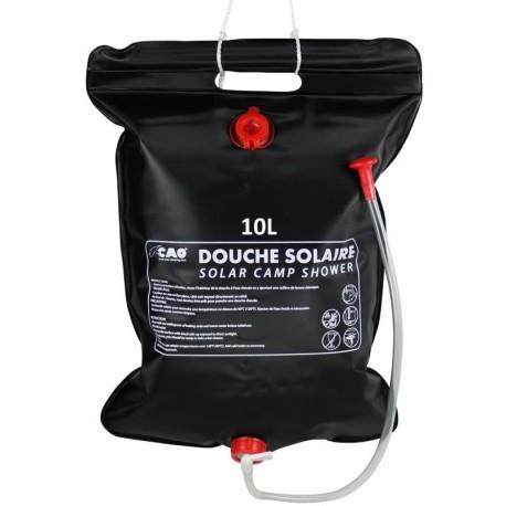 DOUCHE SOLAIRE (avec douchette et tuyau)