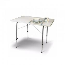 Table de camping pliante 80 cm x 60 cm