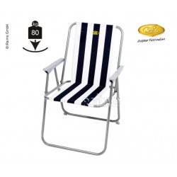 Chaise de camping Relax