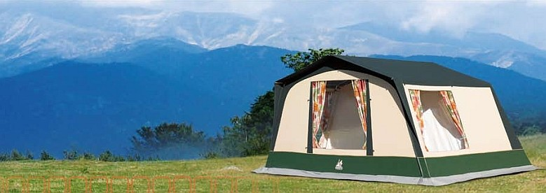 choix de tentes pour la famille